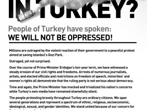 "Crowdfunded ""Turkish Democracy in Action"" ad hits the New York Times"