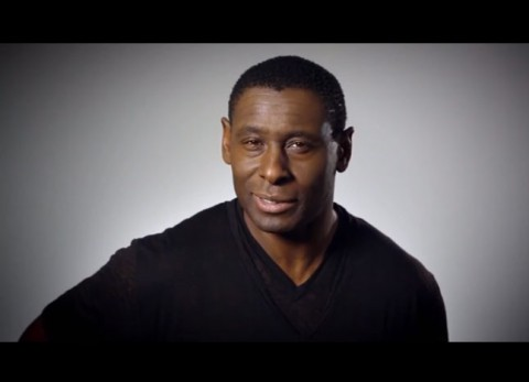 Homeland's David Harewood want you to talk about organ donation