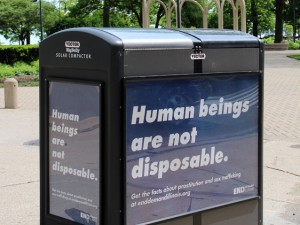 Human Beings Are Not disposable