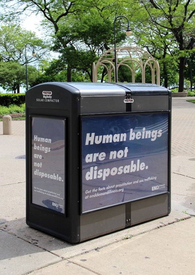 Chicago Alliance Against Sexual Exploitation: Human Beings Are Not disposable