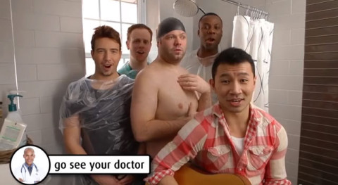Canadian Cancer Society: A bouncy little jingle about balls