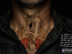 Stop smoking with a tattoo