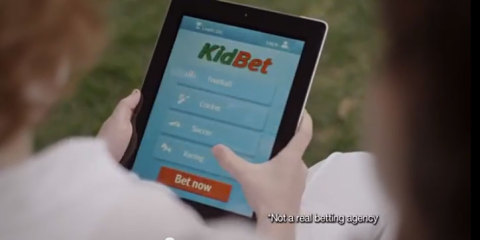 Kidbet: The first betting agency for kids by kids
