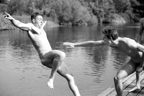 Warwick Rowing's Men's Naked Calendar i