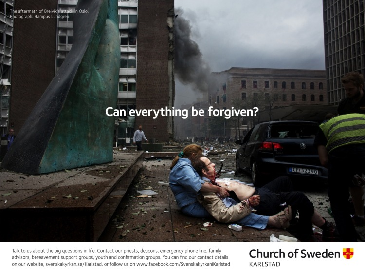 Church of Sweden asks big, troubling, questions about our world