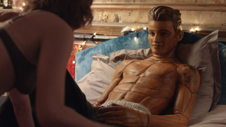 AIDES: Pinocchio gets a Woody for HIV prevention