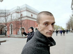 Nudity as activism – Interview with Petr Pavlensky, Red Square Artist