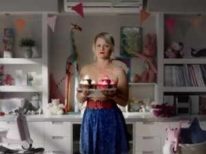 Breast Cancer awareness PSA criticized for **lack** of nudity