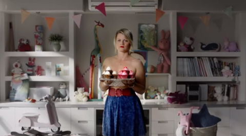 New Zealand Breast Cancer Foundation Breast Cancer awareness PSA criticized for **lack** of nudity