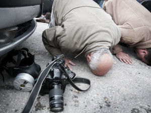 Photojournalism Behind the Scenes