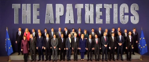 The Apathetics - Official Movie Trailer #Syria
