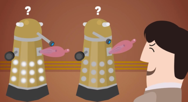 Daleks, and 9 other things condoms can't protect you from