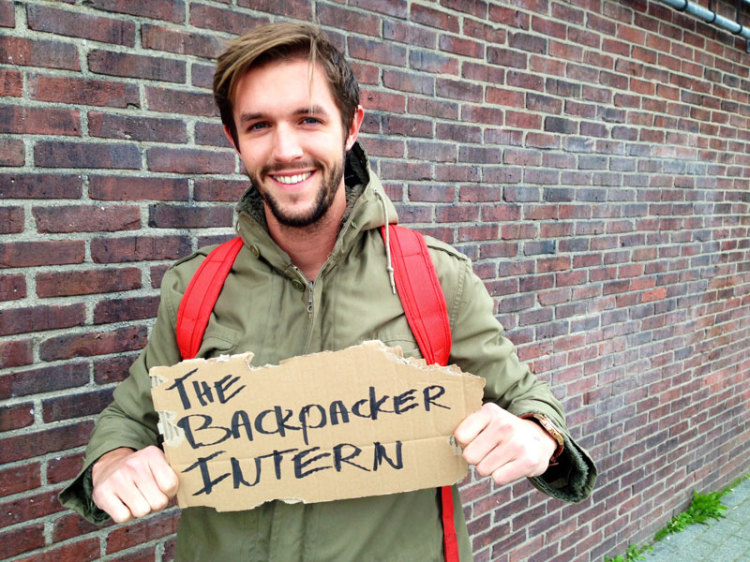 The Backpacker Intern