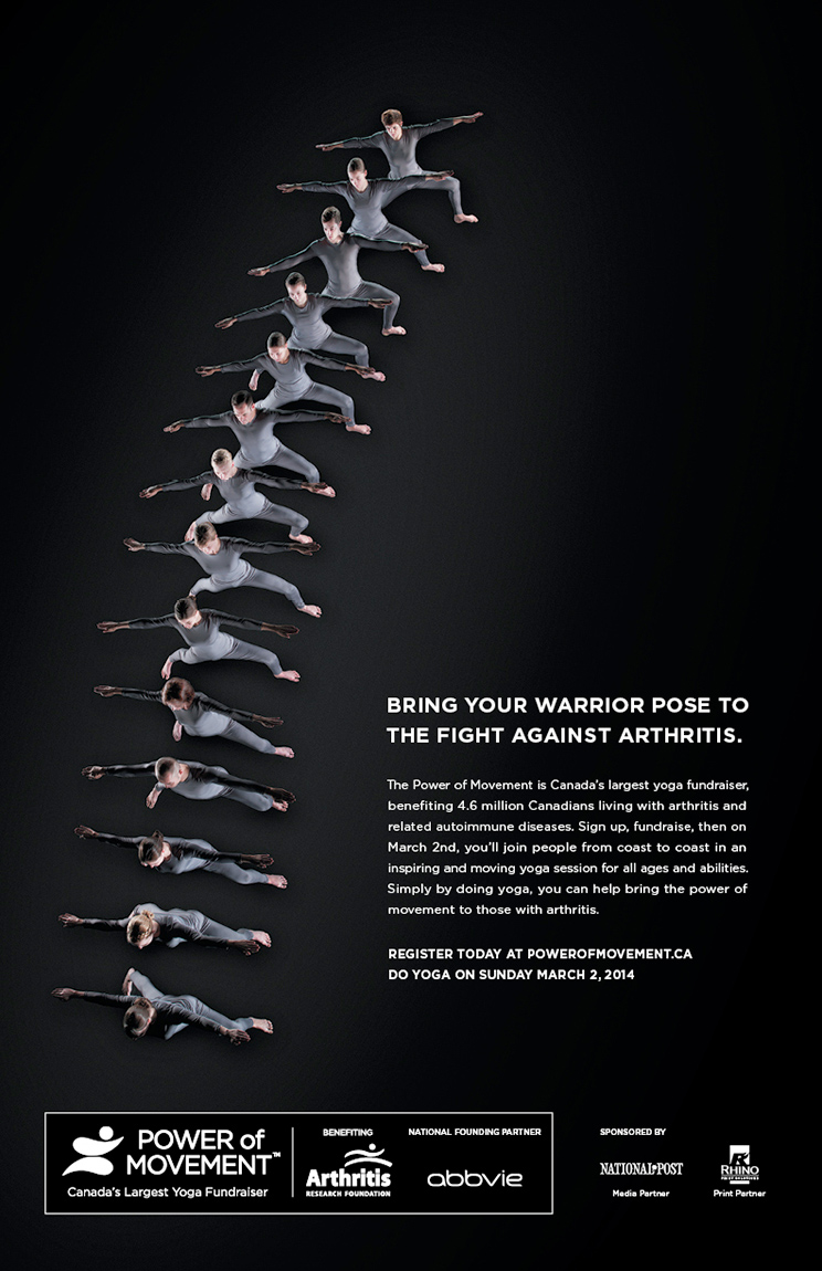 Bones out of Yogis for Arthritis Research