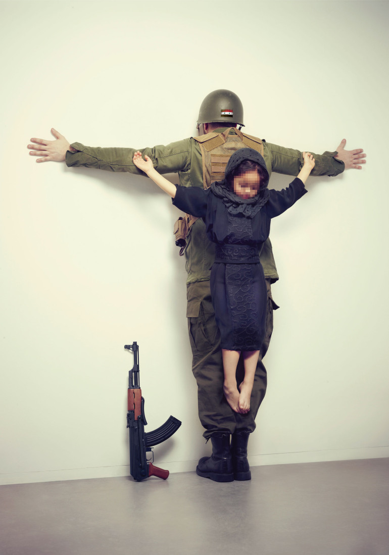 Erik Ravelo Los Intocables: The right to childhood should be untouchable, but is still a taboo