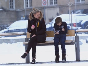 Social Experiment: Would You Help A Freezing Child?