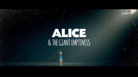 Alice & The Giant Emptiness: New animated web series based on the real stories of Australian children