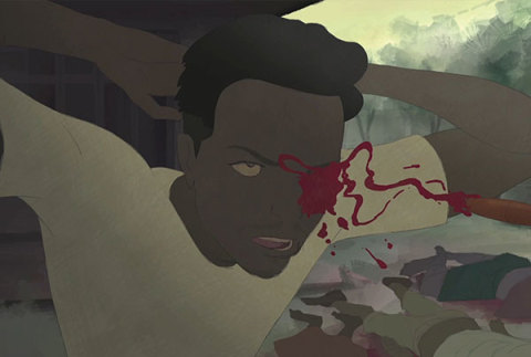 Hard-hitting Animation About Killing Aid Workers