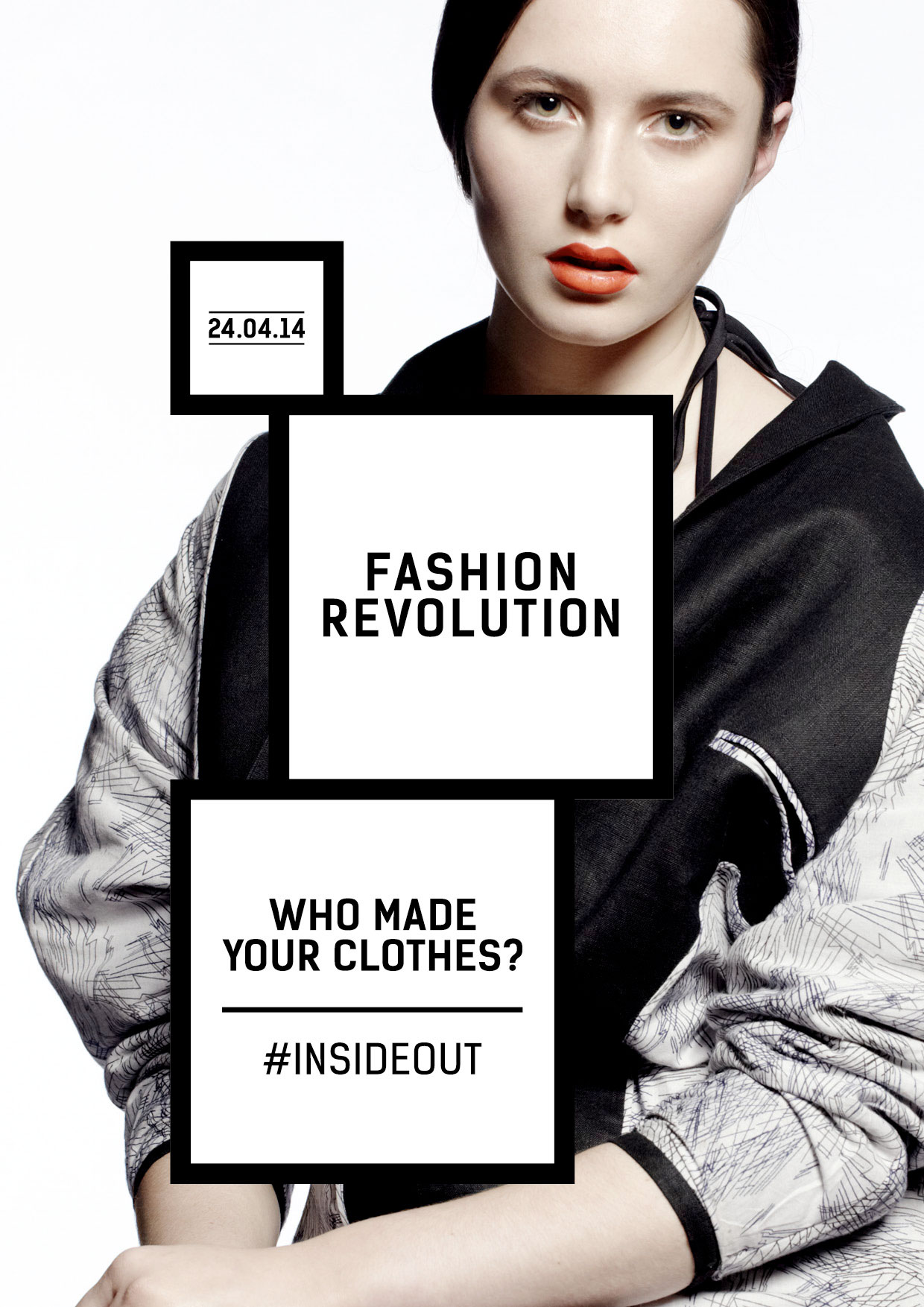 Fashion Revolution Day: Who Made Your Clothes? #insideout ...