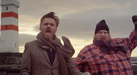 Mottu Mars: In Iceland, nothing is more masculine than mustaches and male choirs