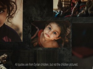 Social marketing is about emotions, this Save the Children advert isn't