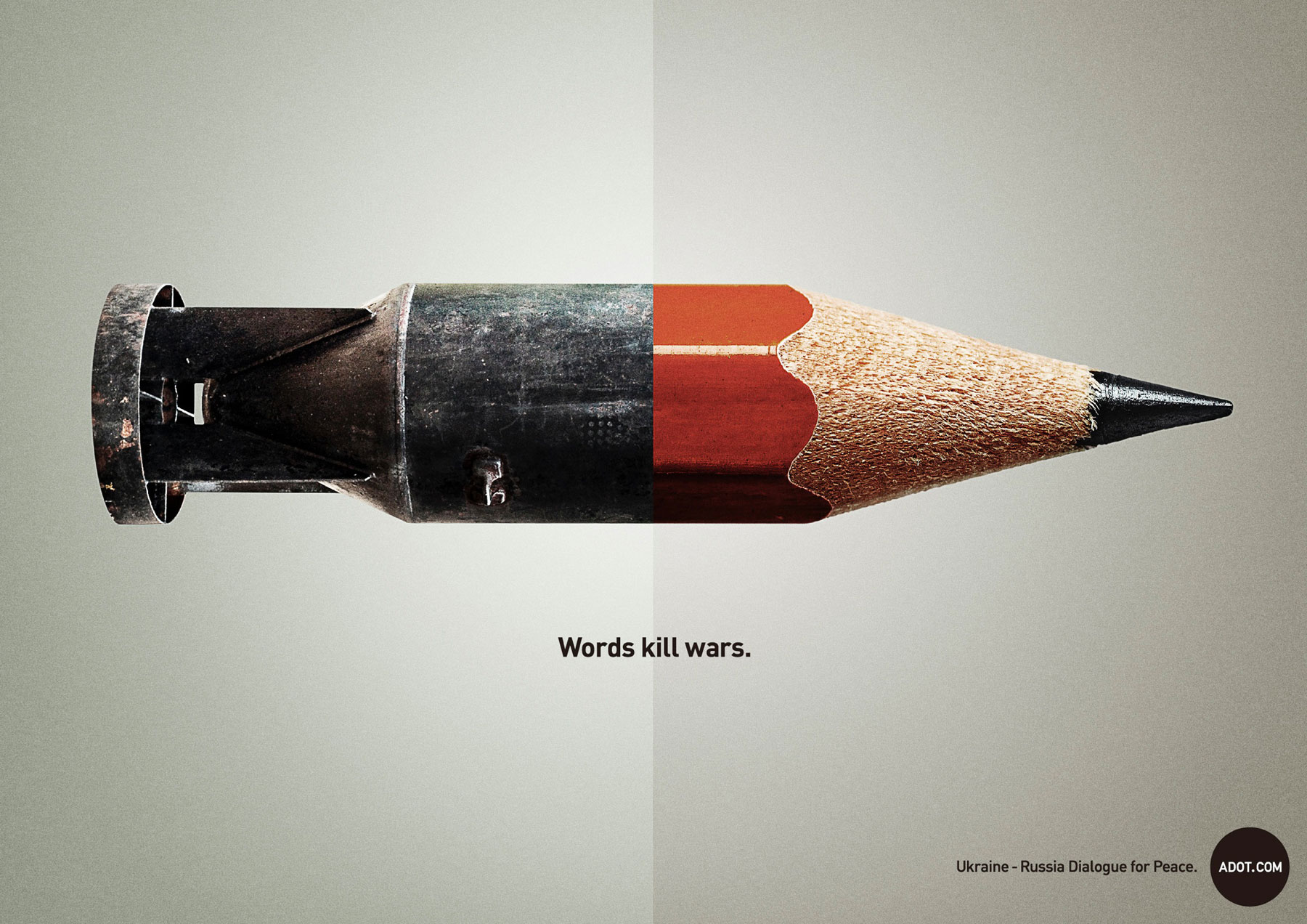 the pen is mightier than sword The pen is mightier than the sword meaning: you use this proverb to say that you can solve problems or achieve your purpose better and more effectively through communication with words than by violence with weapons.