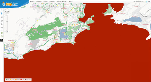 Sea Shepard Brazil: The Brazilian sea is bleeding on MapLink