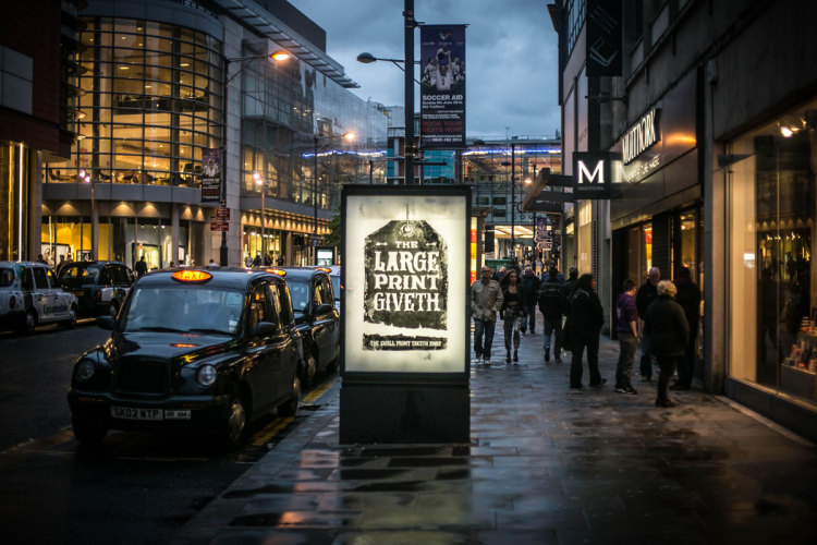Brandalism, the biggest subvertising campaign in UK history