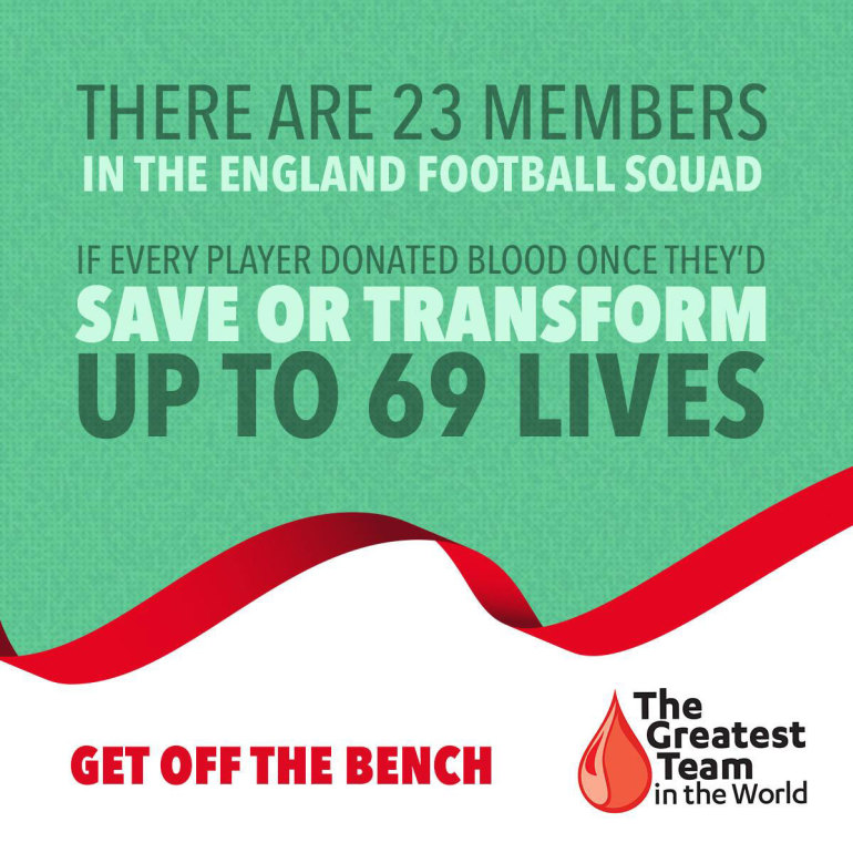 NHS Blood and Transplant: Greatest Team in the World