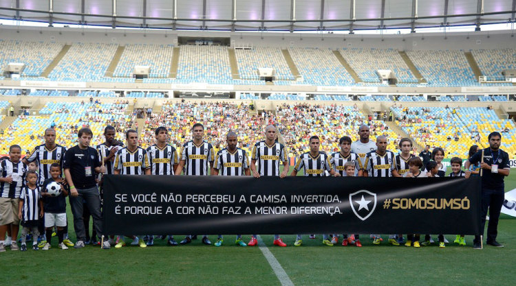 Brazilian-football-team-Botafogo-inverted-the-colors-of-its-jersey-2