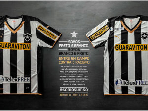 Why a Brazilian football team played with an inverted jersey and no one noticed