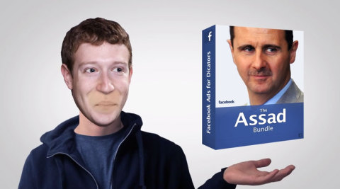 Facebook's new product line: Ads for Dictators