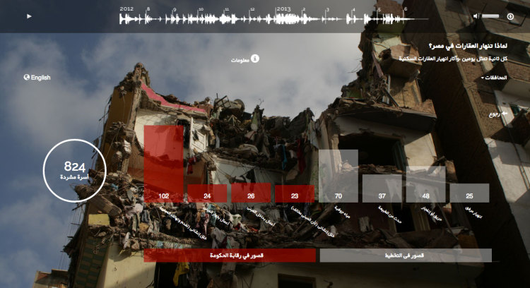 EIPR: Why are houses collapsing in Egypt?