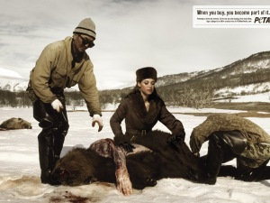 .@PETA needs to do more ads like these poaching ones