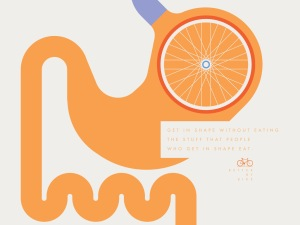 Five gorgeous posters to tell you that life is better by bike