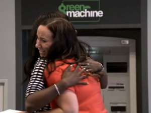 In this video ATM stands for Automated Thanking Machine #TDThanksYou