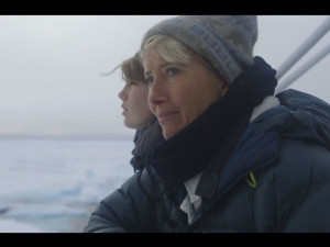 The new Greenpeace ad is fragile just like the Arctic is