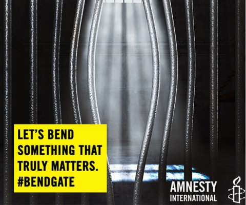 Amnesty International bendgate