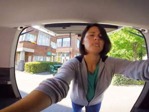 Mothers go GoPro with disabilities