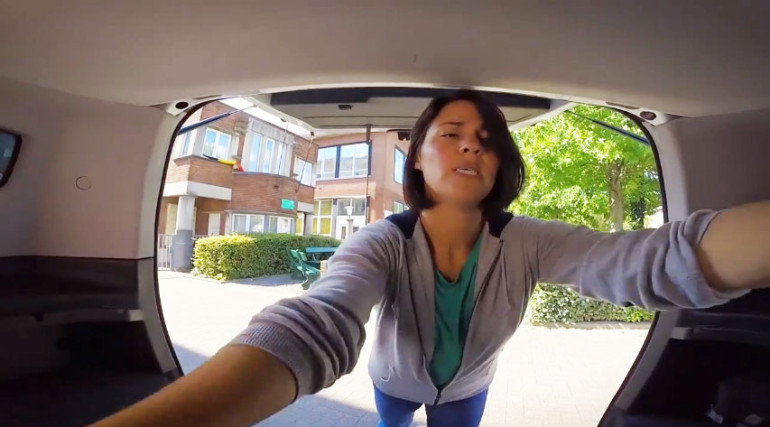 Cap 48: Mothers go GoPro with disabilities