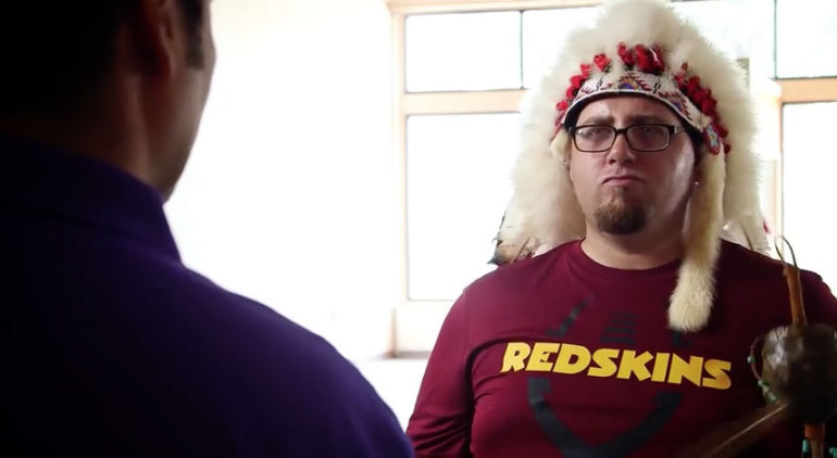 Native American group calls out FedEx for Redskins sponsorship