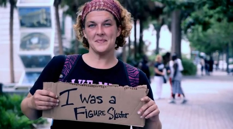 ReThink Homelessness: Their cardboard story could be ours