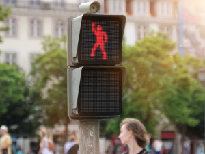 The Dancing Traffic Light