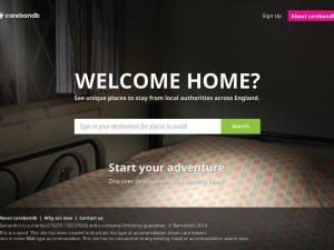 #Carebandb Vs #Carebnb – two charities jump on the Airbnb bandwagon