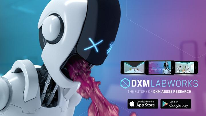 DXM Labworks: Experience the effects of abusing DXM without trying it yourself