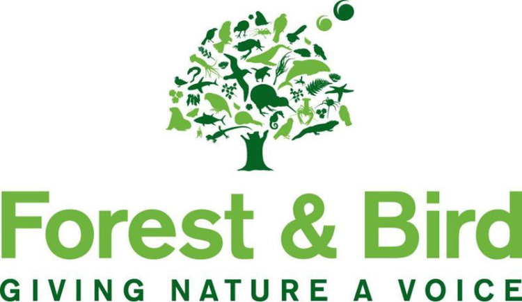 Forest & Bird corporate logo
