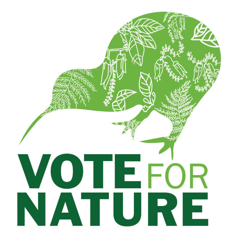 Forest & Bird Love Nature: Vote 2014 campaign