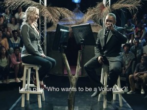 #RustyRadiator is back with 'Who Wants to Be A Volunteer'