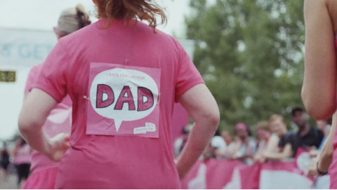 Cancer Research UK: Special Events Film