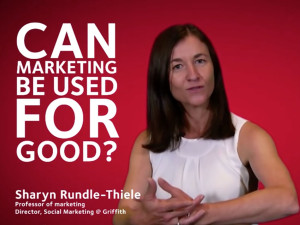 Social Marketing explained in 61 seconds